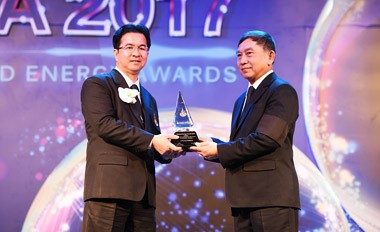 Thailand Energy Awards 2017