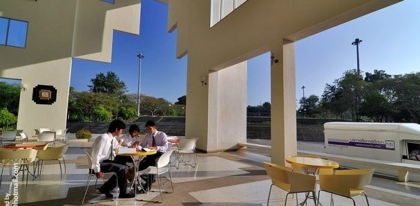 The building design for energy conservation